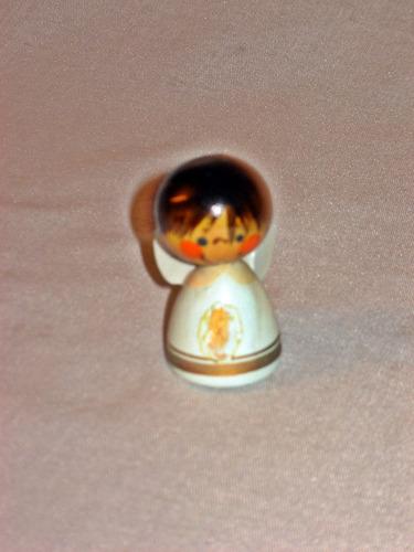 juguete de coleccion madera años 1930 impecable