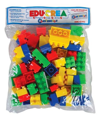 juguete de ensamble armablocks de plastico