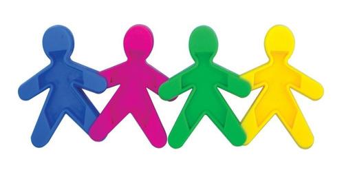 juguete de ensamble colorikids de plastico flexible