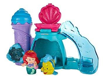 juguete de fisher-price disney princess ariel salpicar grut