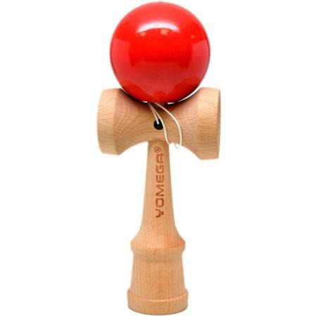 juguete de habilidad profesional yomega kendama