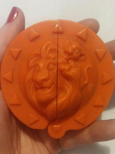 juguete de macdonalds disney el rey leon binoculares