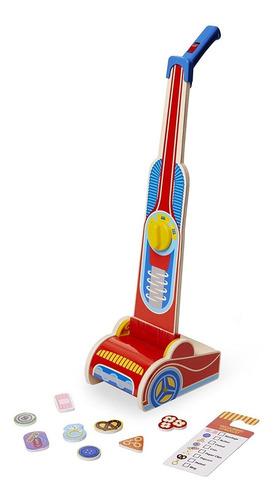 juguete de madera aspiradora melissa and doug.