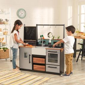 Para Niños Juguete De Con Ensamble Mesa Cocina Kidkraft dxeBrCWQo
