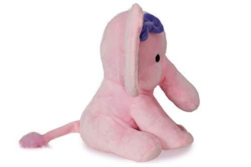 juguete de peluche de elefante para bebé niña recién nacido