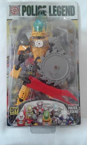 juguete de police legend
