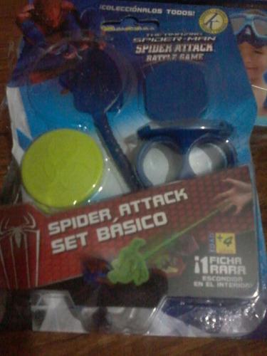 juguete de spiderman kreisel niño araña
