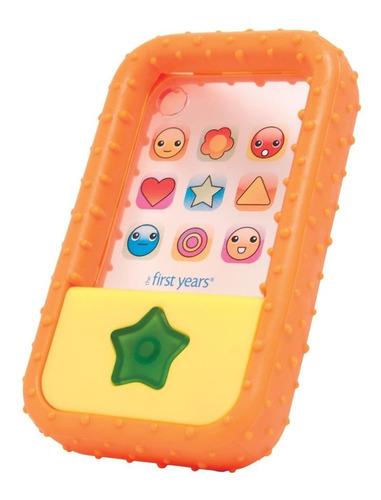 juguete de teléfono didáctico con sonidos - the first year