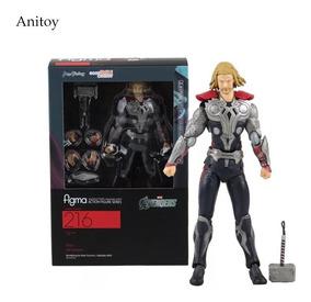 De Thor Articulable Avengers Coleccionable Juguete Marvel SpGqUzMV