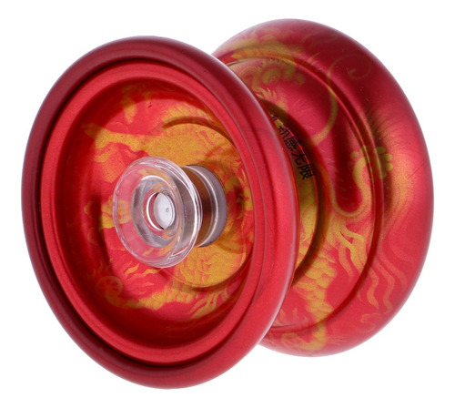juguete de yoyo de aleación profesional truco de secuencia
