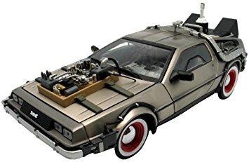juguete delorean  delorean regreso al futuro iii modelo de