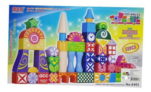 juguete didáctico bloques rompecabezas motricidad ingenio