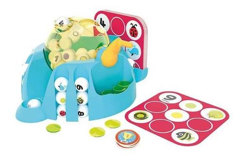 juguete didáctico buki bingo junior