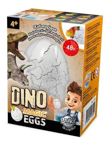 juguete didáctico buki dino huevos mágicos