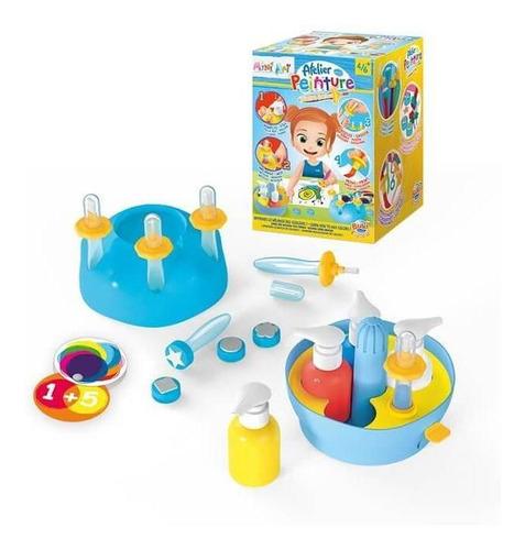 juguete didáctico buki mini artista pintura