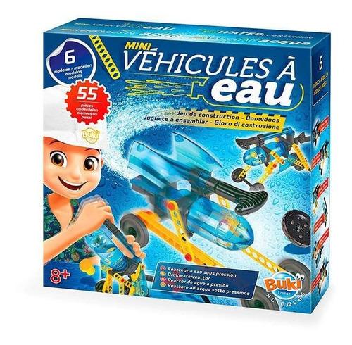 juguete didáctico buki mini autos de agua