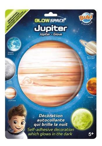 juguete didáctico de ciencia buki jupiter que brilla en la o