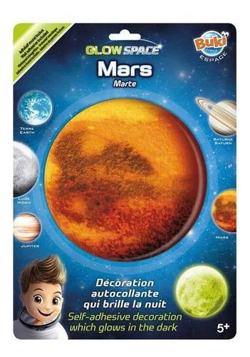 juguete didáctico de ciencia buki marte que brilla en la osc