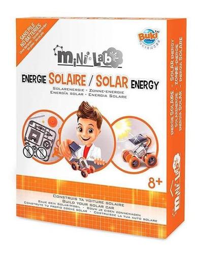 juguete didáctico de química buki mini laboratorio energía s