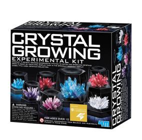 Crecimiento De Didactico Cristales Experimento Juguete 8PmNny0Owv