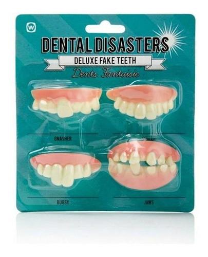 juguete didáctico npw dentaduras desastrosas
