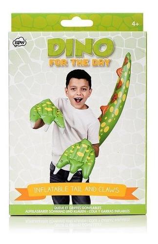 juguete didáctico npw dinosaurio por un día