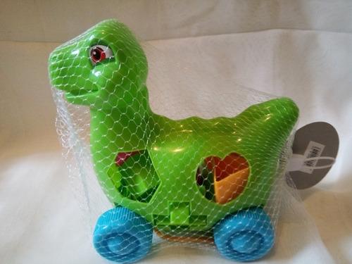 juguete didáctico para bebé  / juego didáctico / dinosaurios