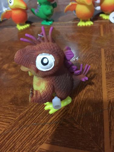 juguete dinosaurios de cuerda se mueve niñas niños regalo