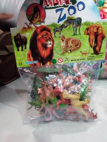 juguete dinosaurios niños set 16 piezas 5cm , detal y mayor
