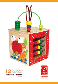 Juguete Hapejuguetero Box Discovery Marca Online 9HED2I