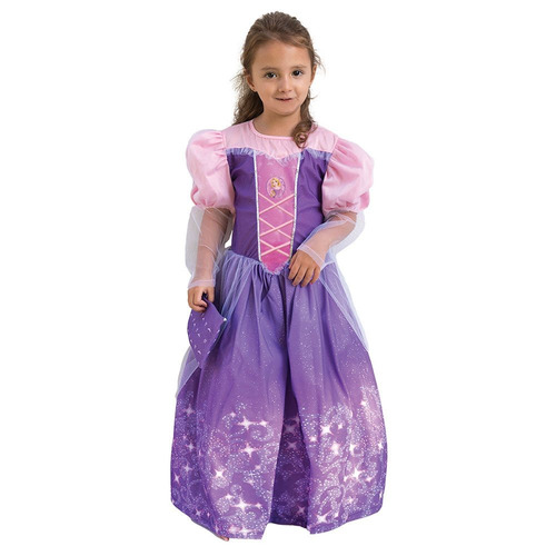 juguete disney cad119010 rapunzel gala talle 1