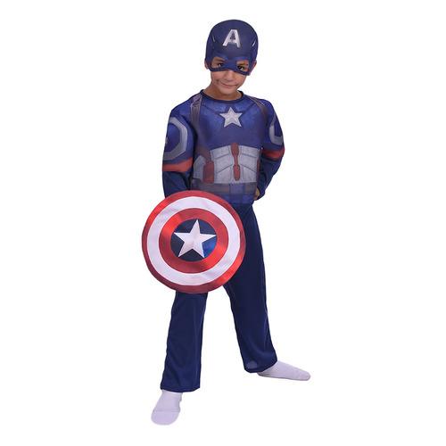 juguete disney cad218210 capitan america talle 1
