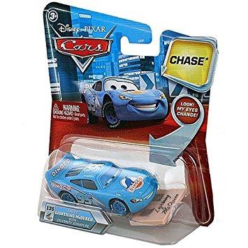 juguete disney cars rayo mcqueen lenticular w / celebridad