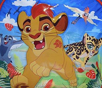 juguete disney la guardia león deluxe set 16