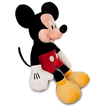 juguete disney mickey mouse de juguete de felpa 25