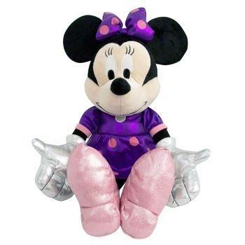 juguete disney minnie mouse almohada tiempo pals jumbo rell