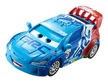juguete disney / pixar cars copa pistón vehículo fundido a