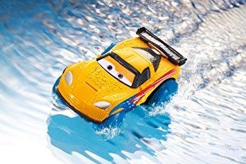 juguete disney / pixar cars, hydro, jeff ruedas gorvette ba