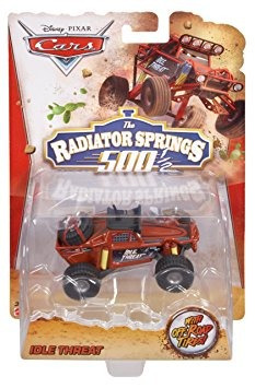 juguete disney / pixar cars los resortes del radiador w64