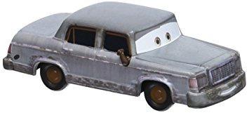 juguete disney / pixar cars michael sparkber vehículo