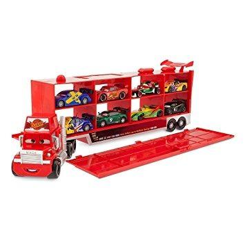 Juguete disney pixar cars pel cula de 10 piezas set de - Juguetes cars disney ...