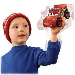 juguete disney / pixar cars película de navidad shake n 'go
