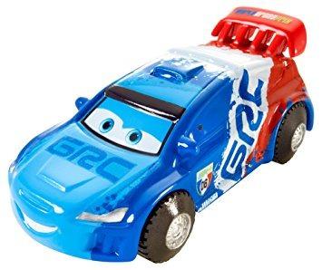 juguete disney / pixar cars stunt racers raoul caroule