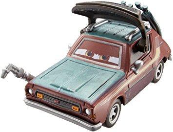 juguete disney / pixar cars towga gremlin vehículo de fundi