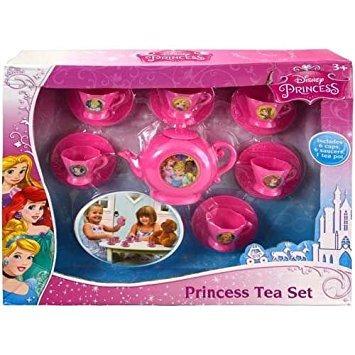 juguete disney princess 13 pc juego de té
