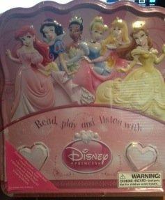 juguete disney princess actividad estaño lee audición e int