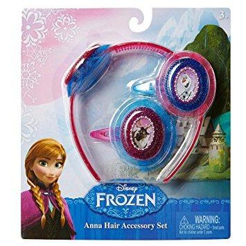 juguete disney princess anna bin chispa conjunto de accesor