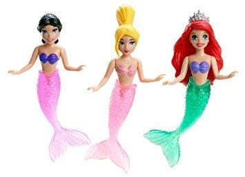 juguete disney princess ariel y sus hermanas parque infanti