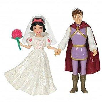 juguete disney princess fairytale wedding blanco como la ni