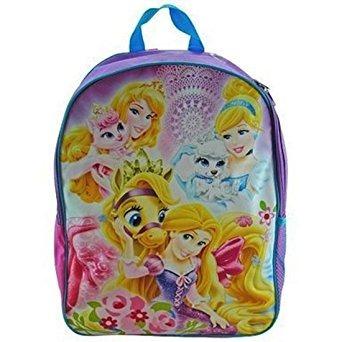 juguete disney princess palace animales rosa mochila 16